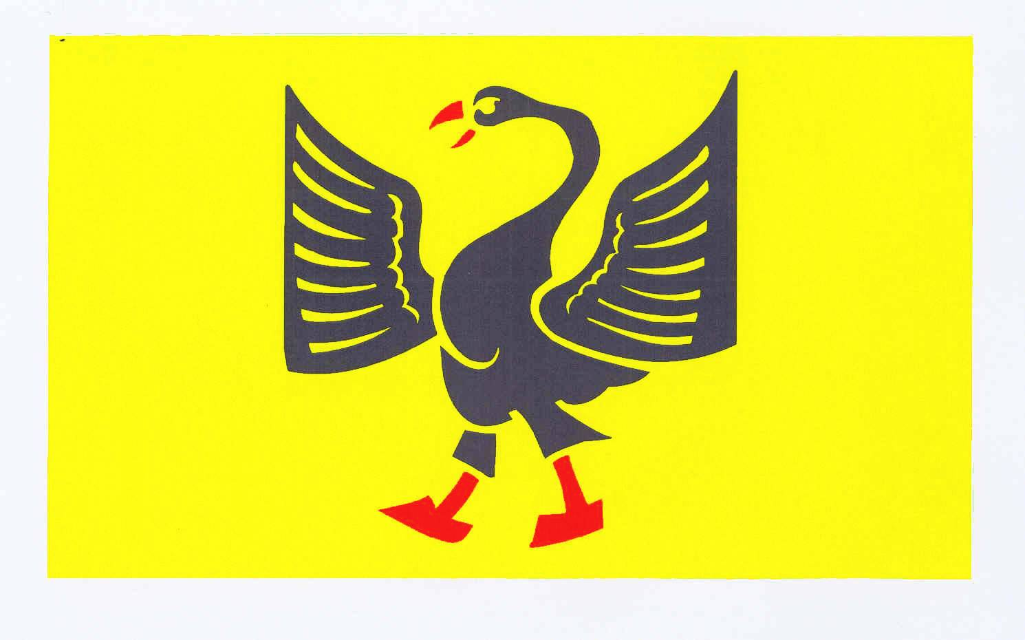 Flagge GemeindeGrevenkop, Kreis Steinburg