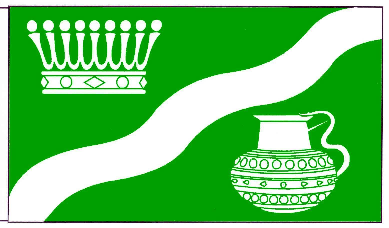 Flagge GemeindeGrevenkrug, Kreis Rendsburg-Eckernförde
