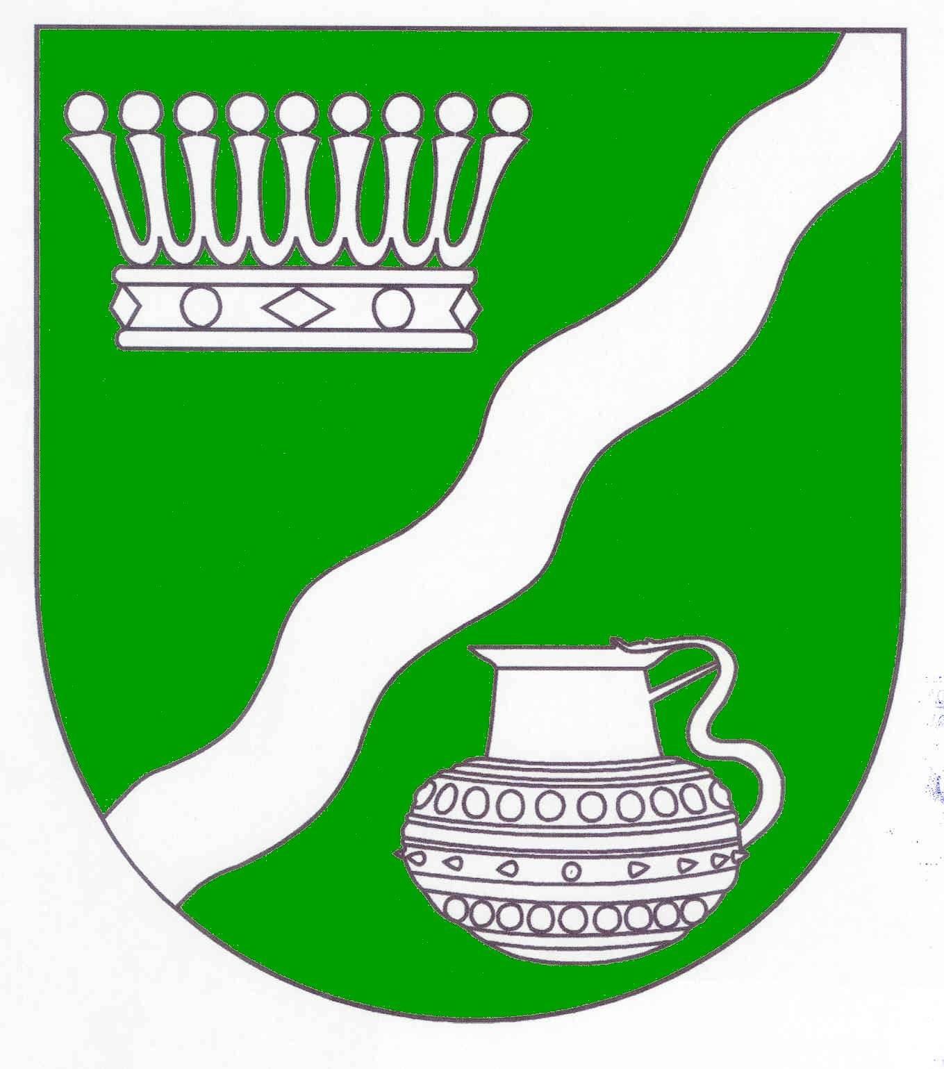 Wappen GemeindeGrevenkrug, Kreis Rendsburg-Eckernförde