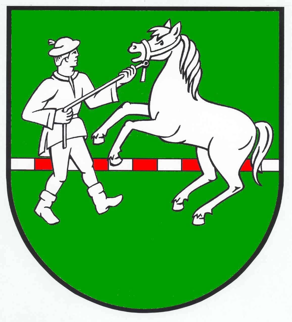 Wappen GemeindeGribbohm, Kreis Steinburg