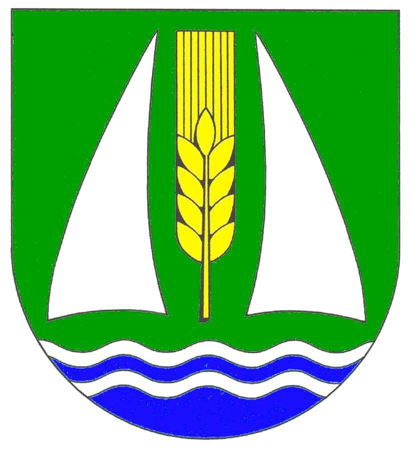 Wappen GemeindeGrödersby, Kreis Schleswig-Flensburg