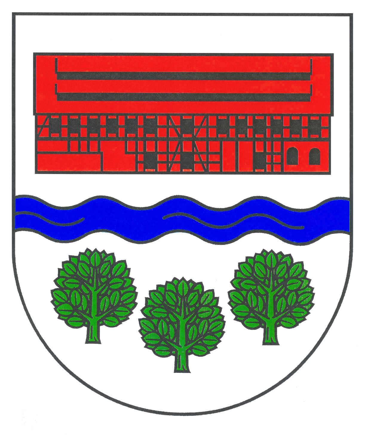 Wappen GemeindeGrönwohld, Kreis Stormarn