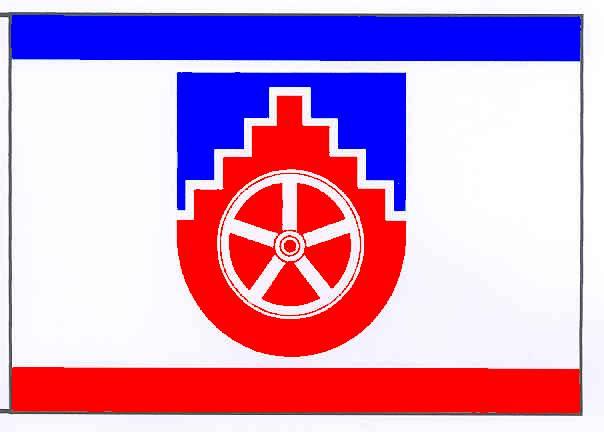 Flagge GemeindeGroßbarkau, Kreis Plön