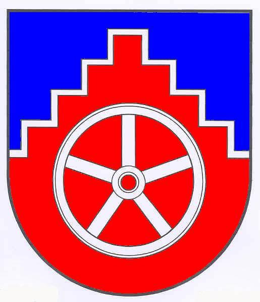 Wappen GemeindeGroßbarkau, Kreis Plön