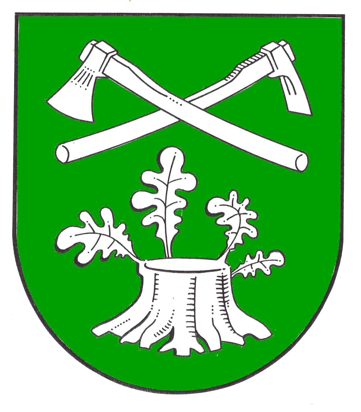 Wappen GemeindeGroßenrade, Kreis Dithmarschen