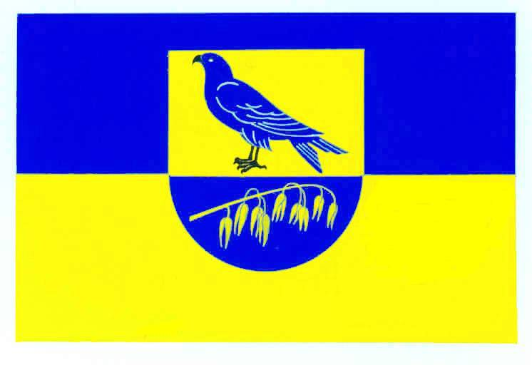 Flagge GemeindeGroßenwiehe, Kreis Schleswig-Flensburg