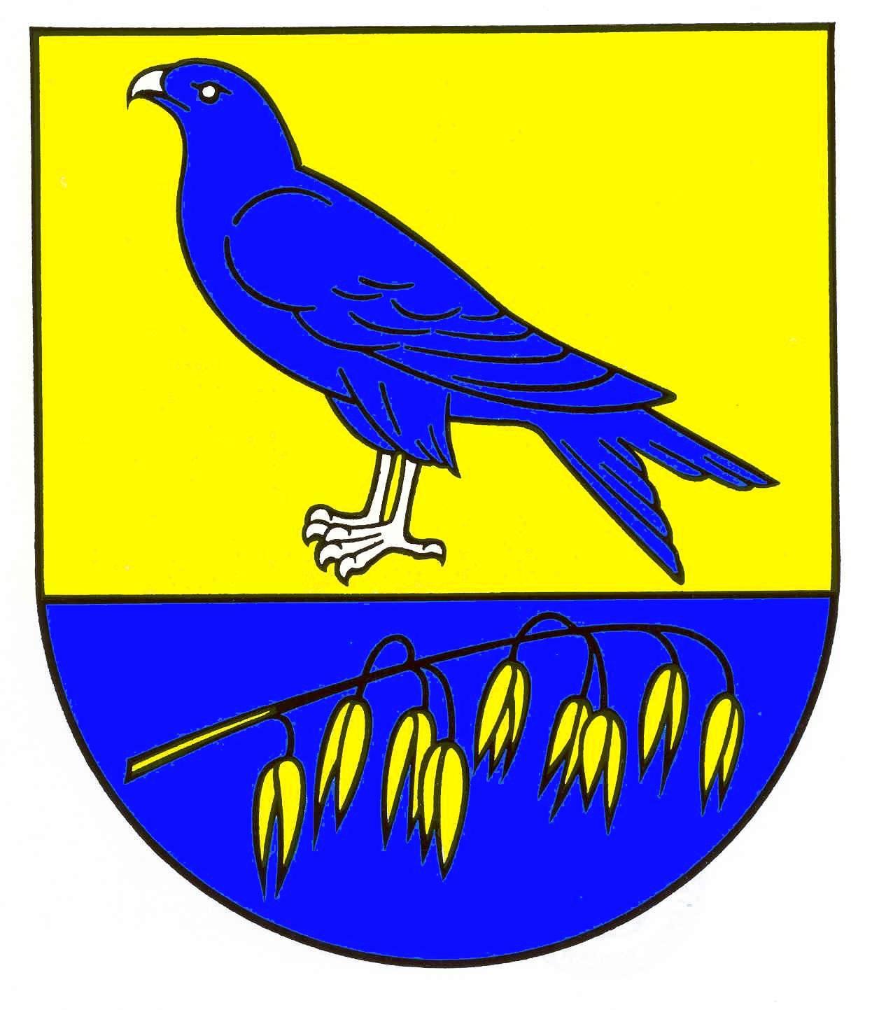 Wappen GemeindeGroßenwiehe, Kreis Schleswig-Flensburg