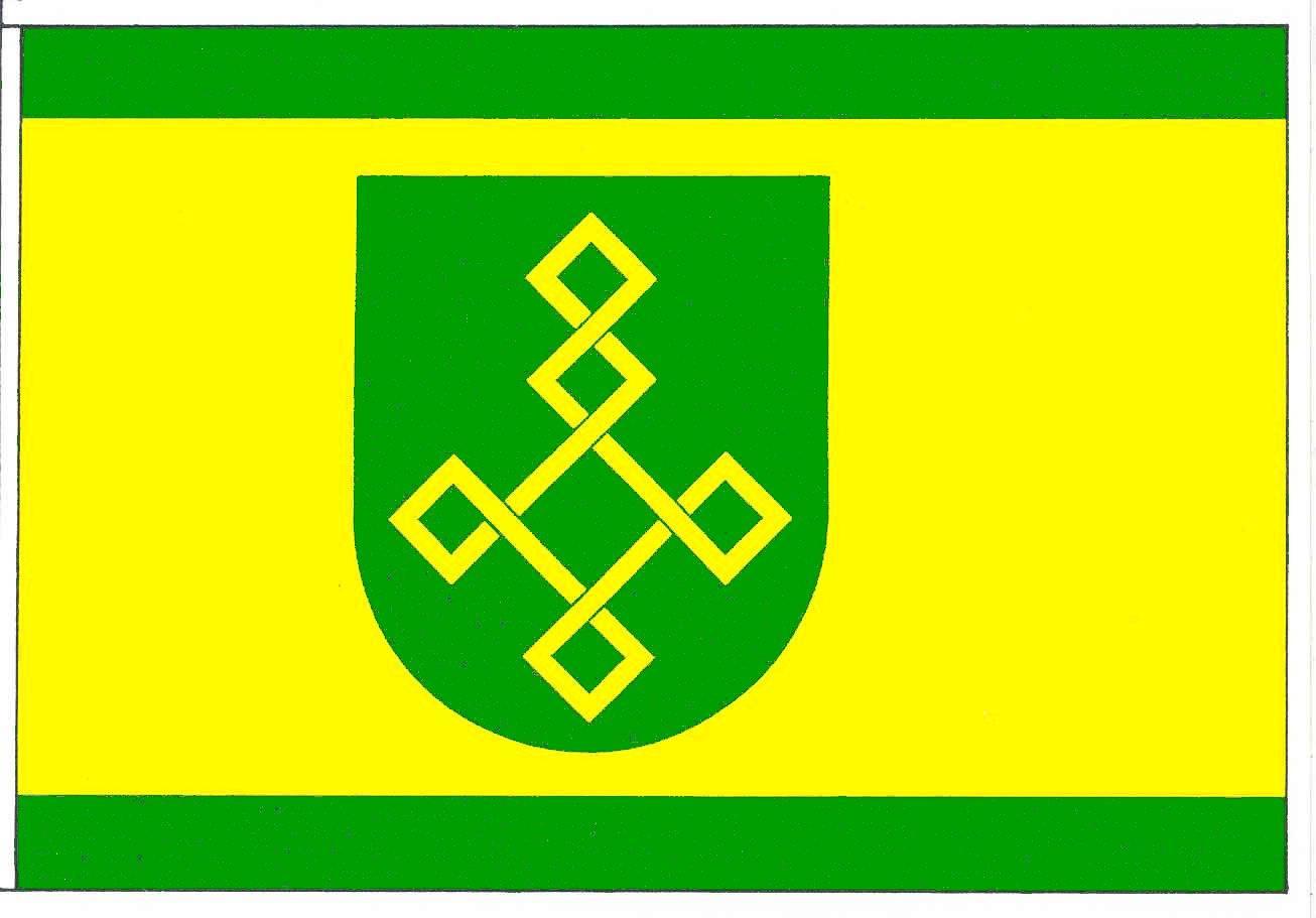 Flagge GemeindeGroßsolt, Kreis Schleswig-Flensburg