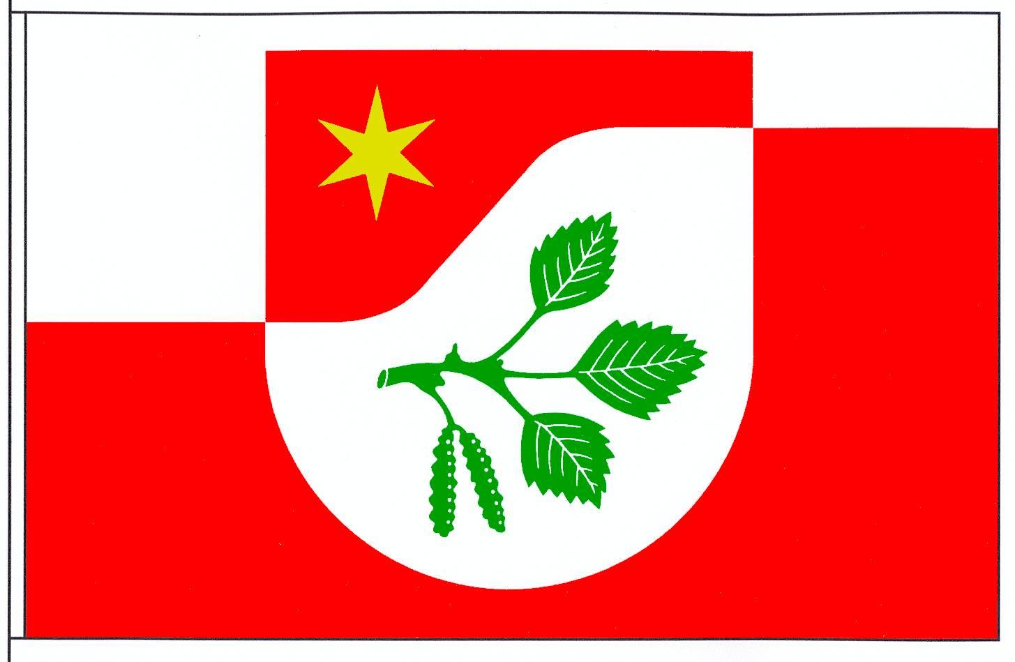 Flagge GemeindeGudendorf, Kreis Dithmarschen