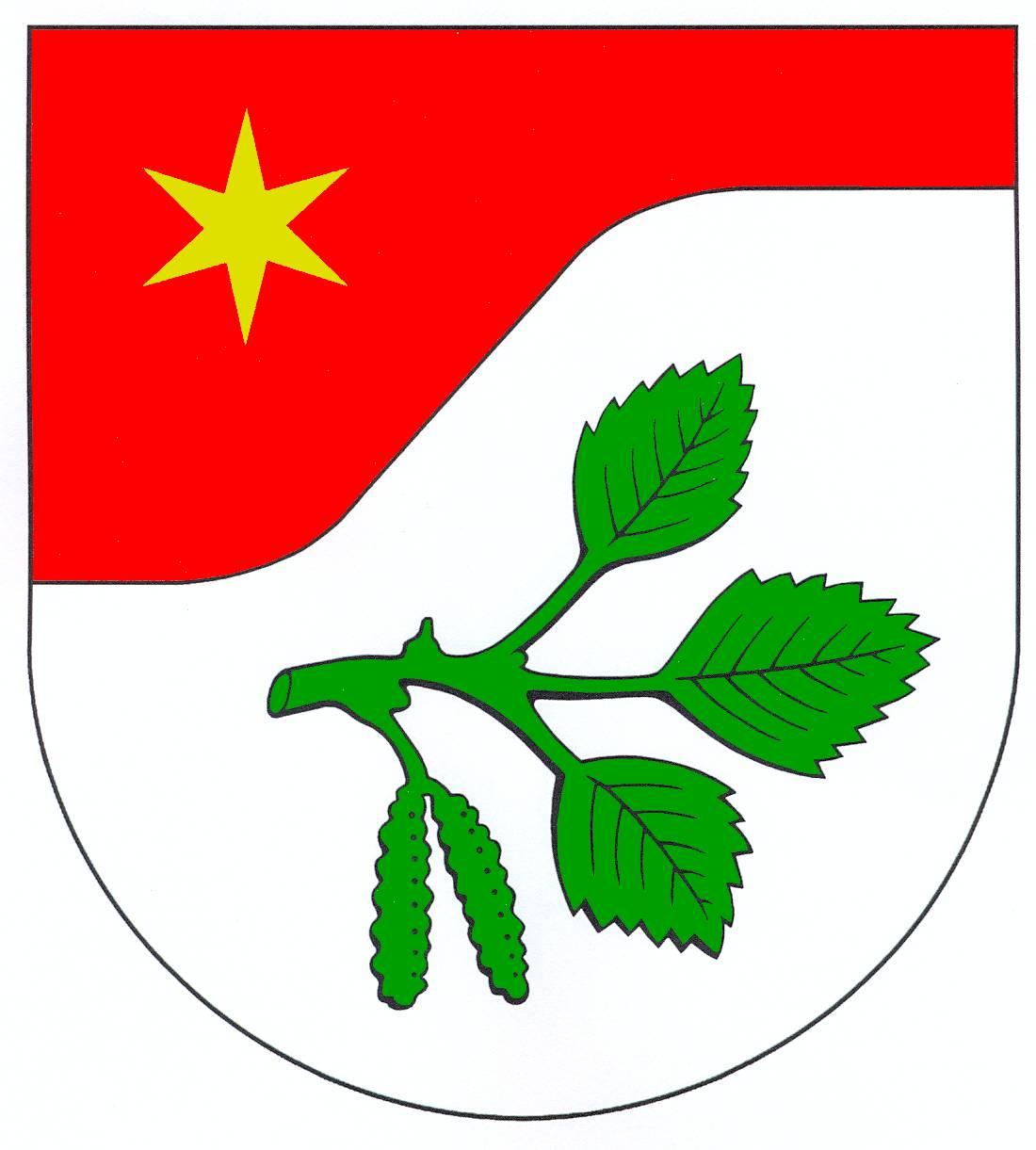 Wappen GemeindeGudendorf, Kreis Dithmarschen