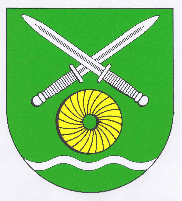 Wappen GemeindeHadenfeld, Kreis Steinburg
