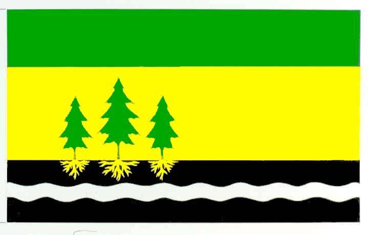 Flagge GemeindeHalstenbek, Kreis Pinneberg