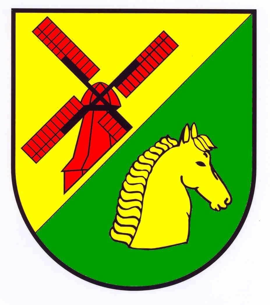 Wappen GemeindeHamwarde, Kreis Herzogtum Lauenburg