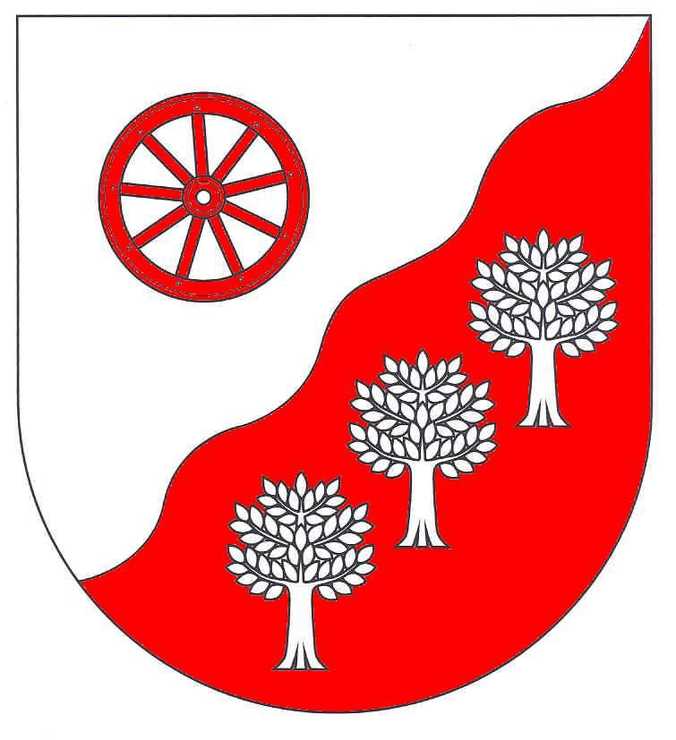 Wappen GemeindeHamweddel, Kreis Rendsburg-Eckernförde