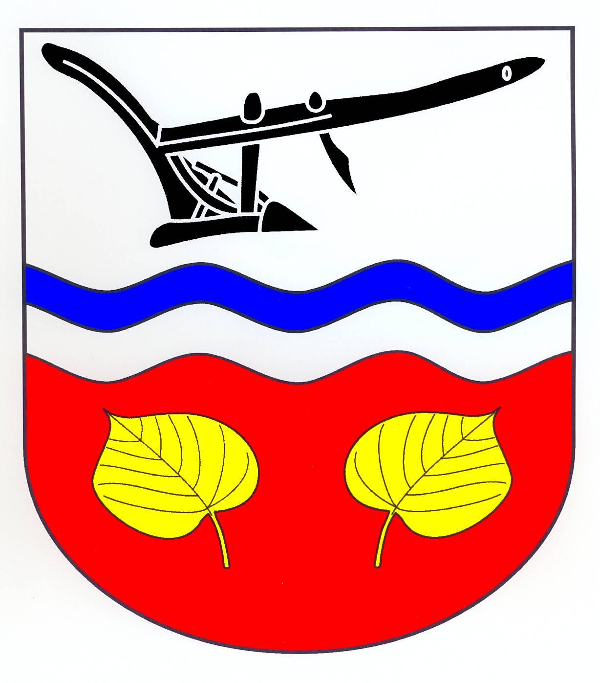 Wappen GemeindeHarmsdorf, Kreis Herzogtum Lauenburg