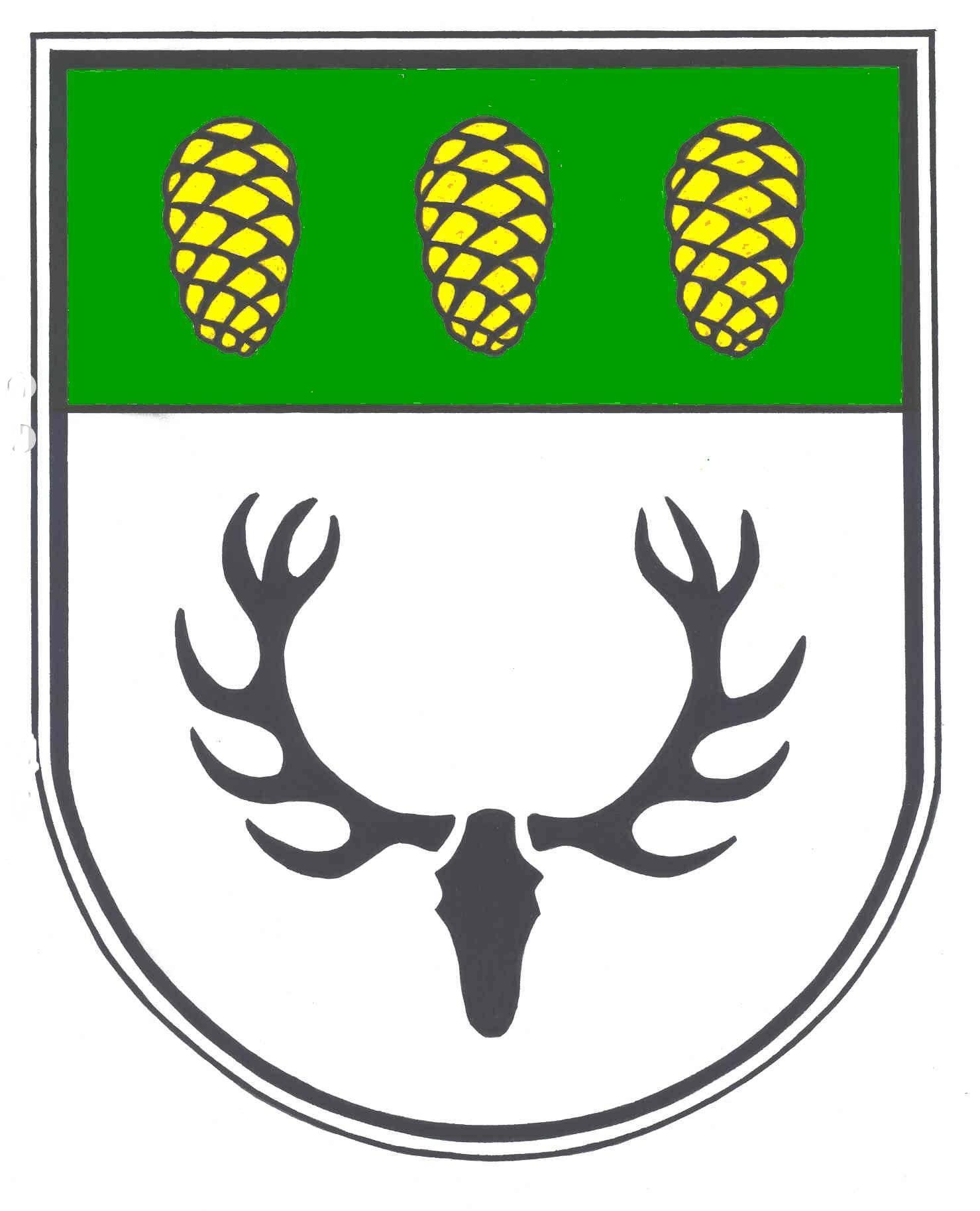 Wappen GemeindeHartenholm, Kreis Segeberg