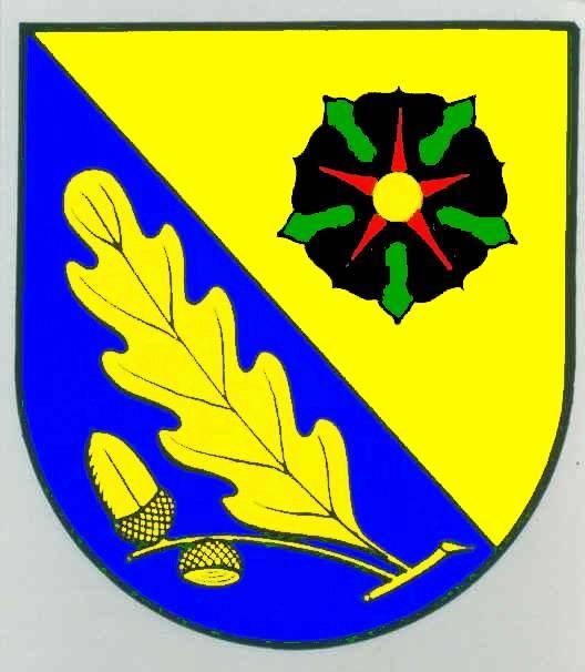 Wappen GemeindeHasloh, Kreis Pinneberg