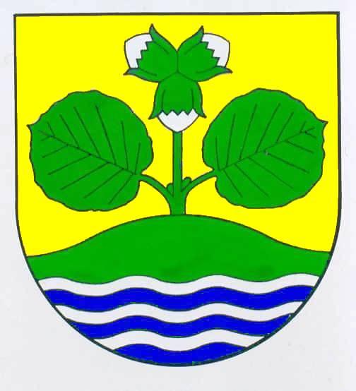 Wappen GemeindeHasselberg, Kreis Schleswig-Flensburg