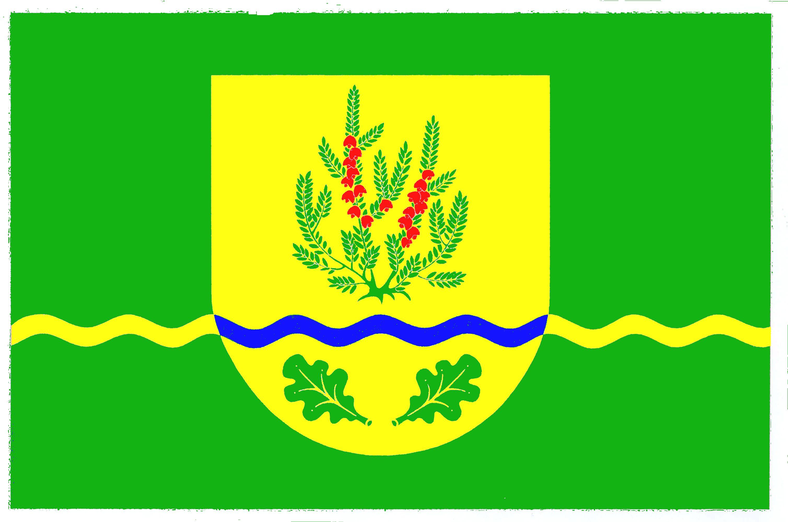 Flagge GemeindeHeede, Kreis Pinneberg