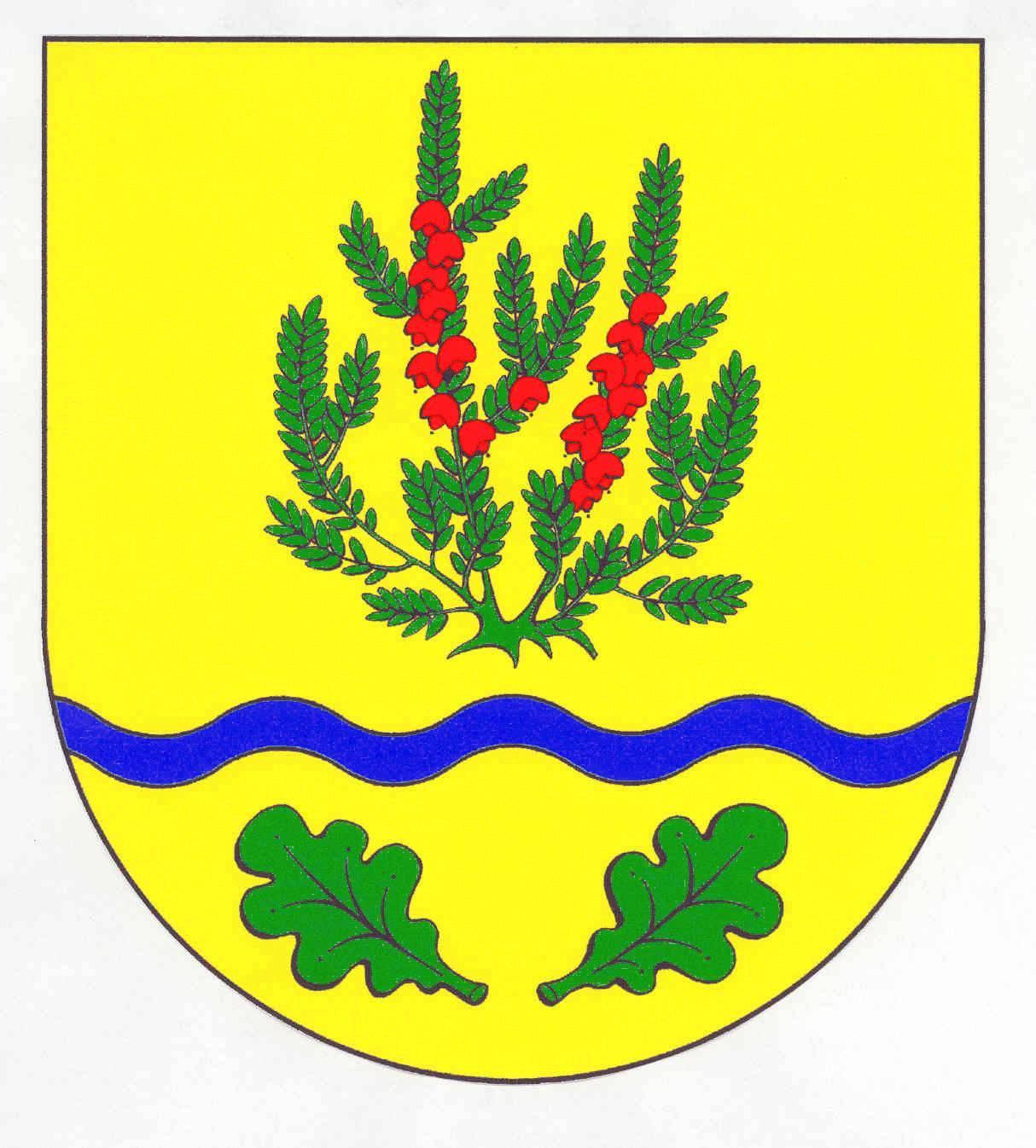 Wappen GemeindeHeede, Kreis Pinneberg