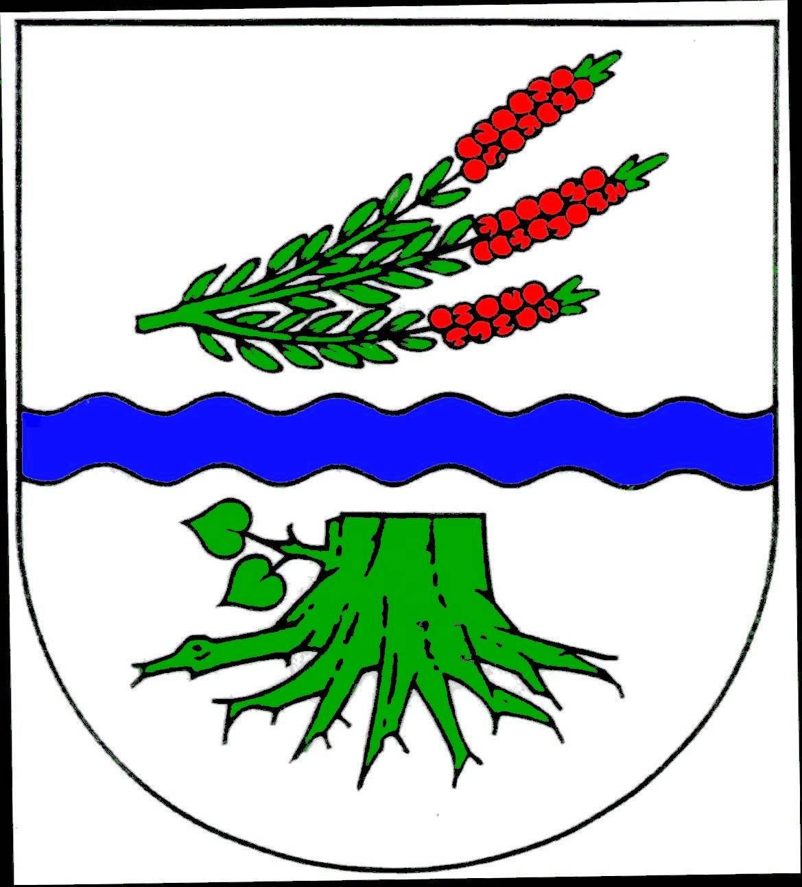 Wappen GemeindeHeidekamp, Kreis Stormarn