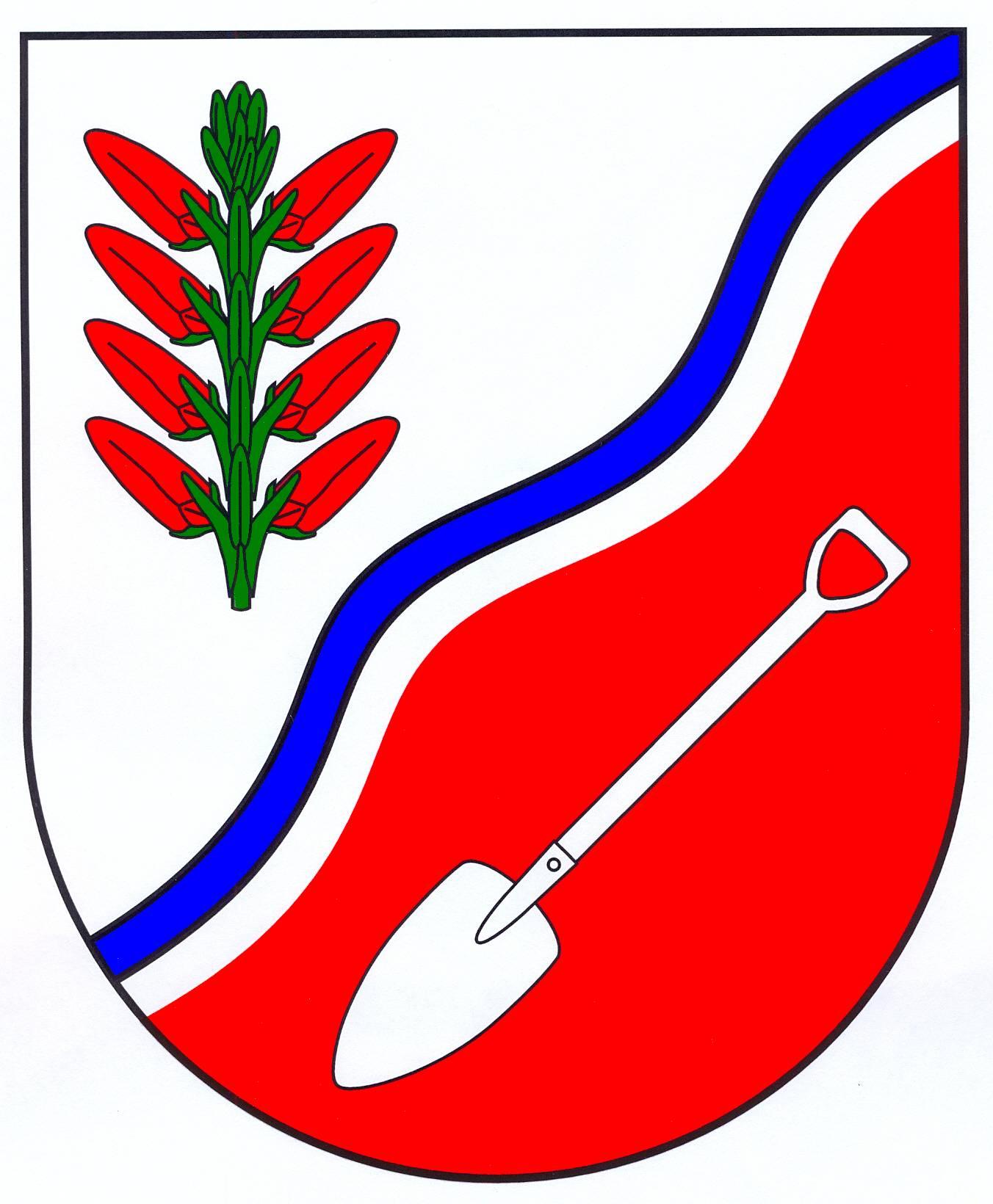 Wappen GemeindeHeidgraben, Kreis Pinneberg