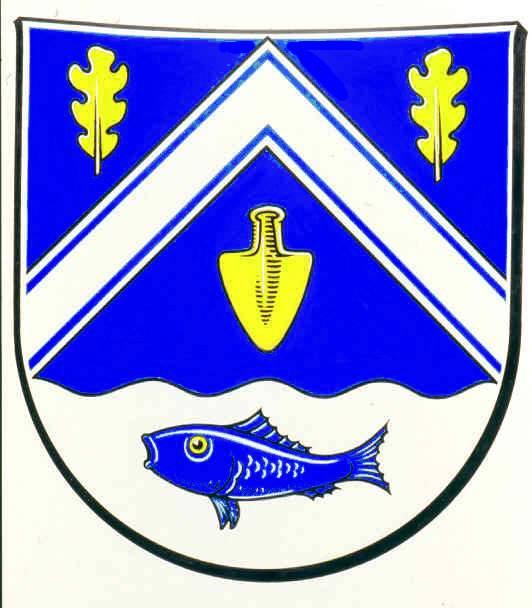 Wappen GemeindeHeikendorf, Kreis Plön