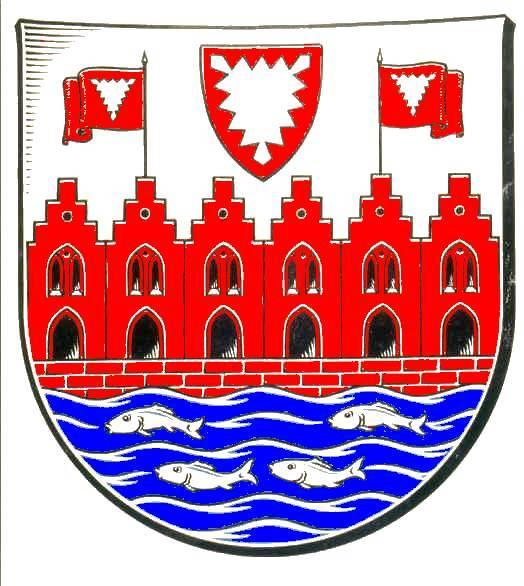 Wappen StadtHeiligenhafen, Kreis Ostholstein