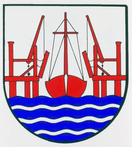 Wappen GemeindeHeiligenstedten, Kreis Steinburg