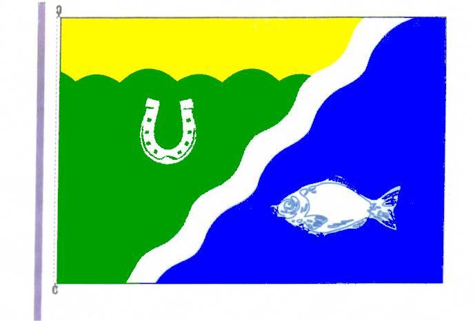Flagge GemeindeHeilshoop, Kreis Stormarn