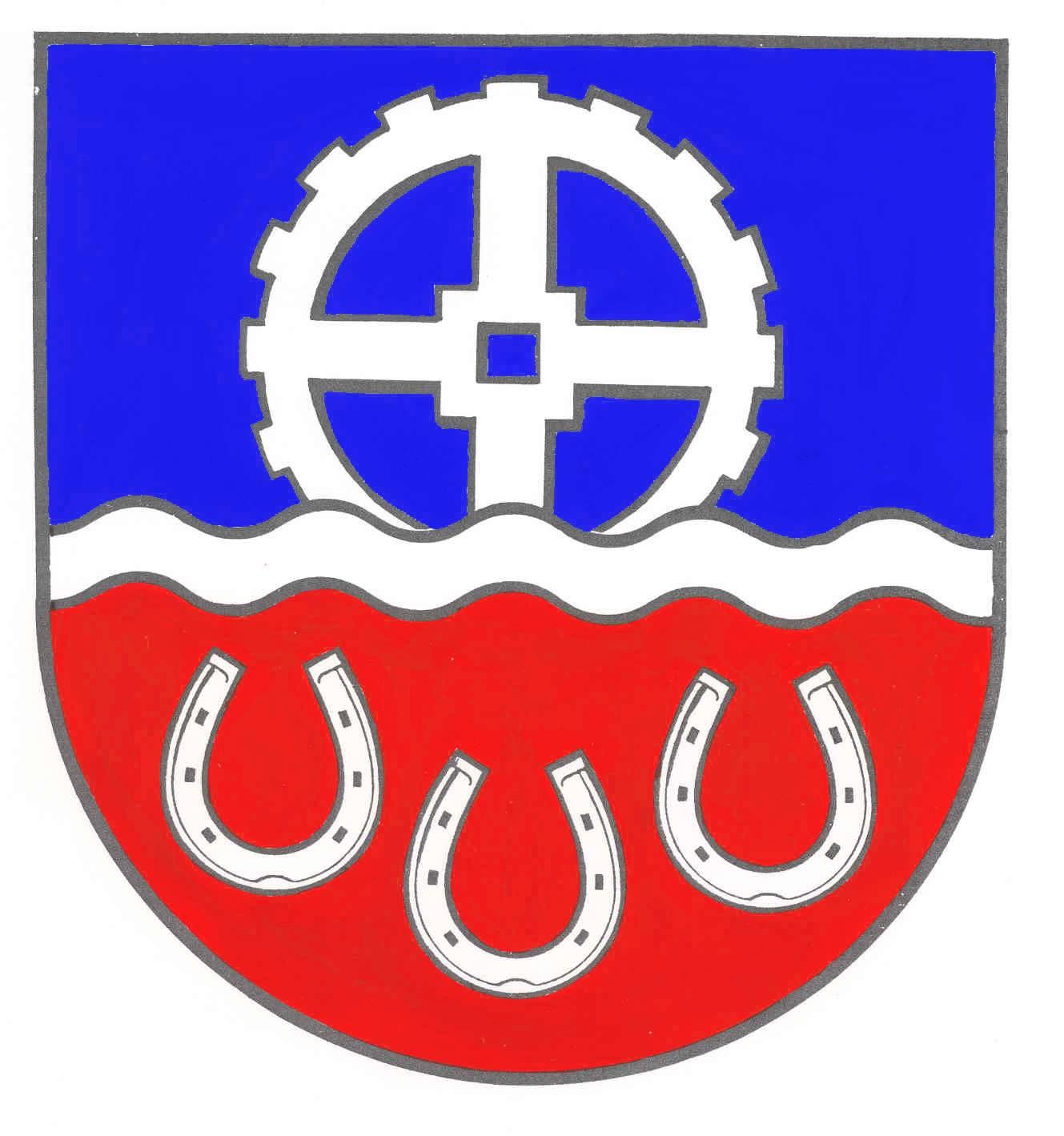 Wappen GemeindeHelmstorf, Kreis Plön