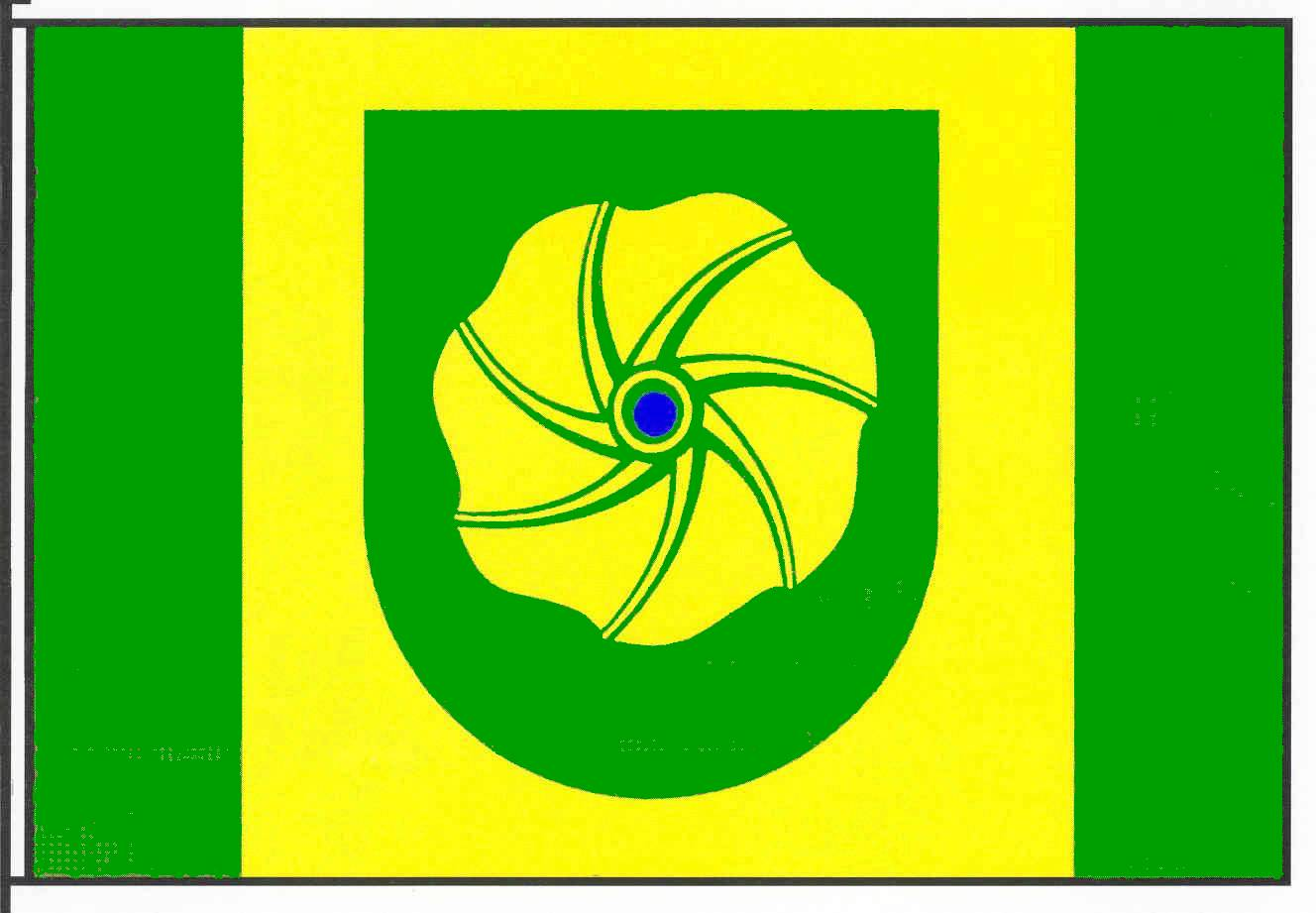 Flagge GemeindeHelse, Kreis Dithmarschen