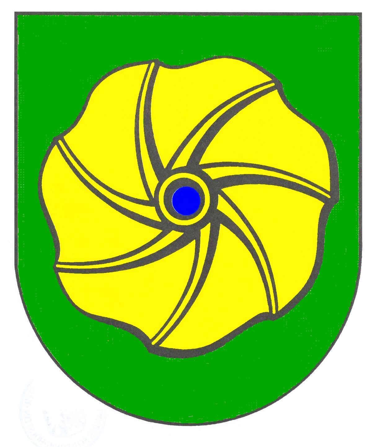 Wappen GemeindeHelse, Kreis Dithmarschen