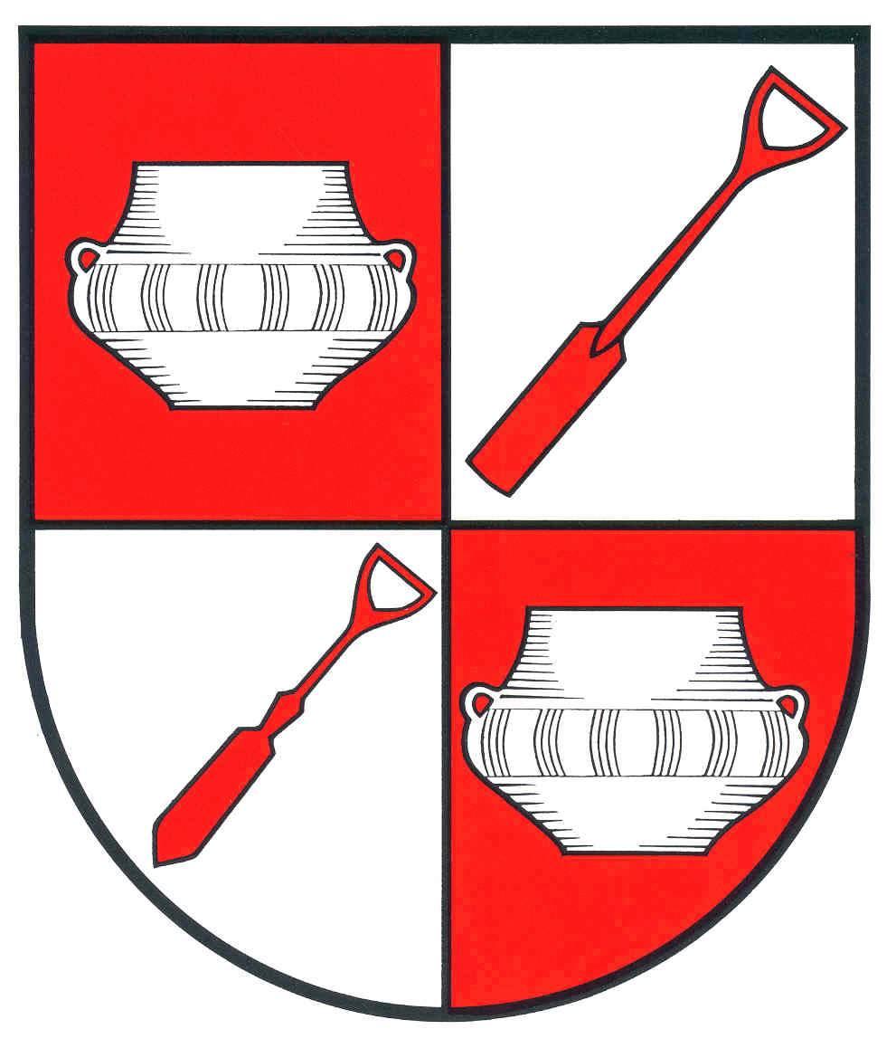 Wappen GemeindeHemdingen, Kreis Pinneberg
