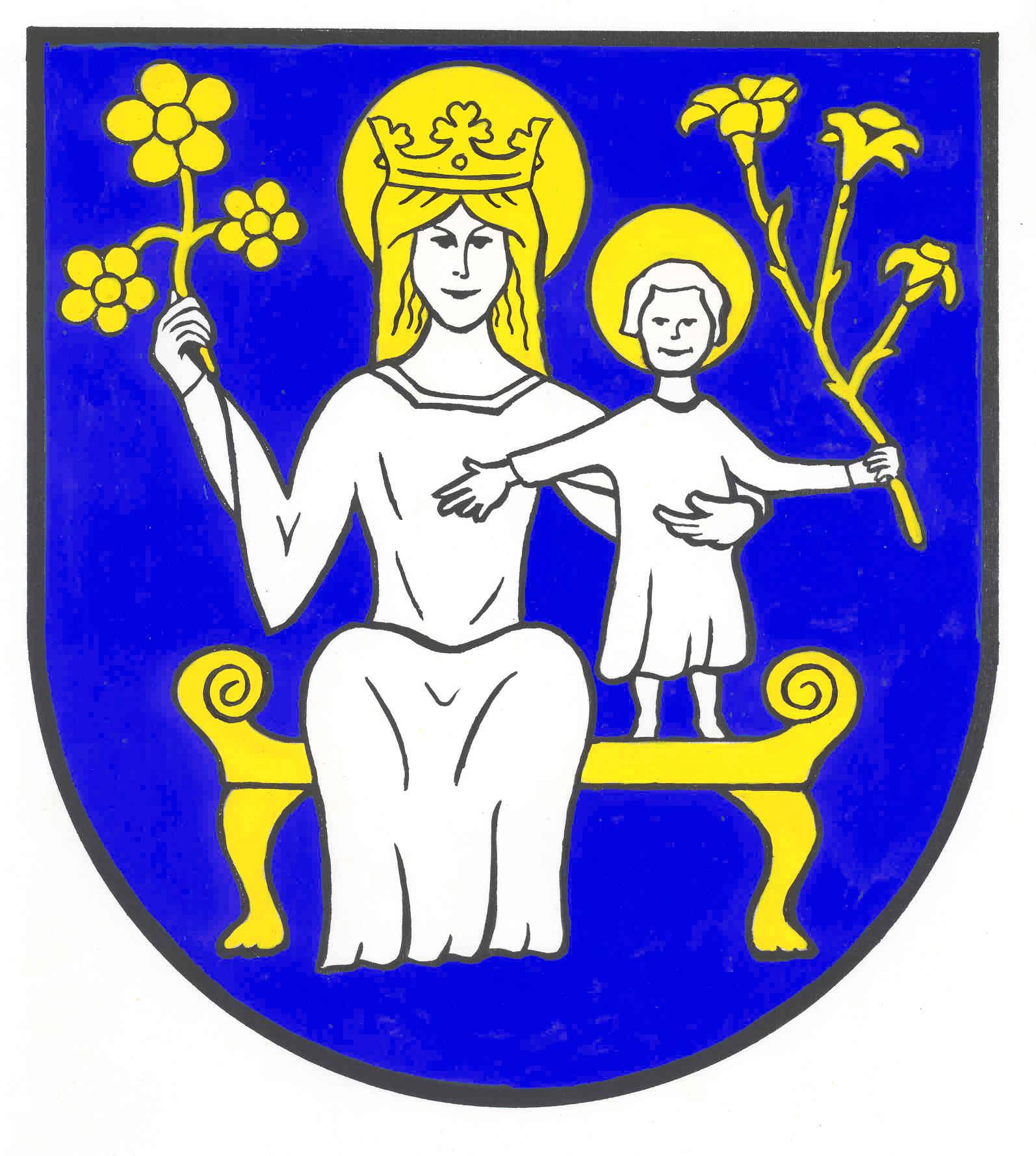 Wappen GemeindeHemme, Kreis Dithmarschen