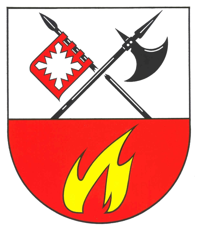 Wappen GemeindeHemmingstedt, Kreis Dithmarschen