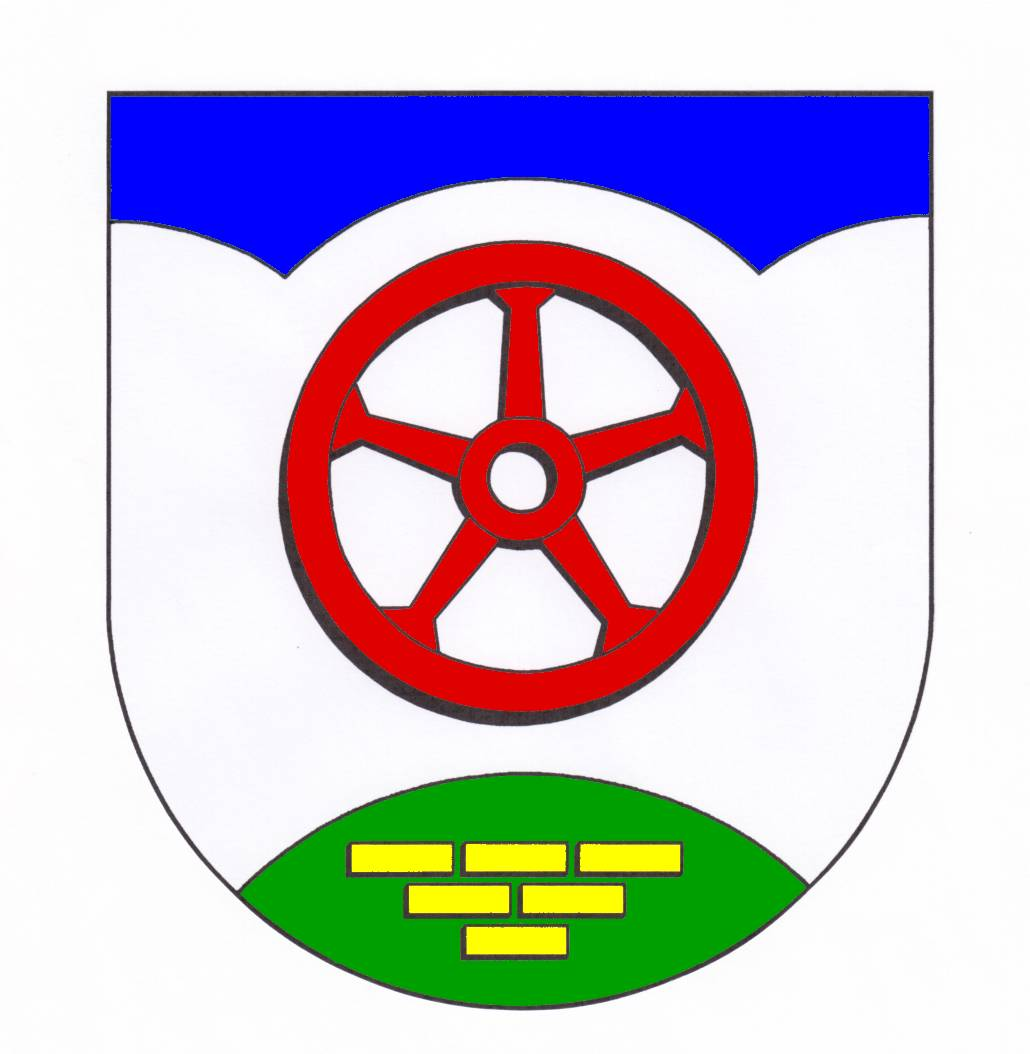 Wappen GemeindeHennstedt, Kreis Steinburg