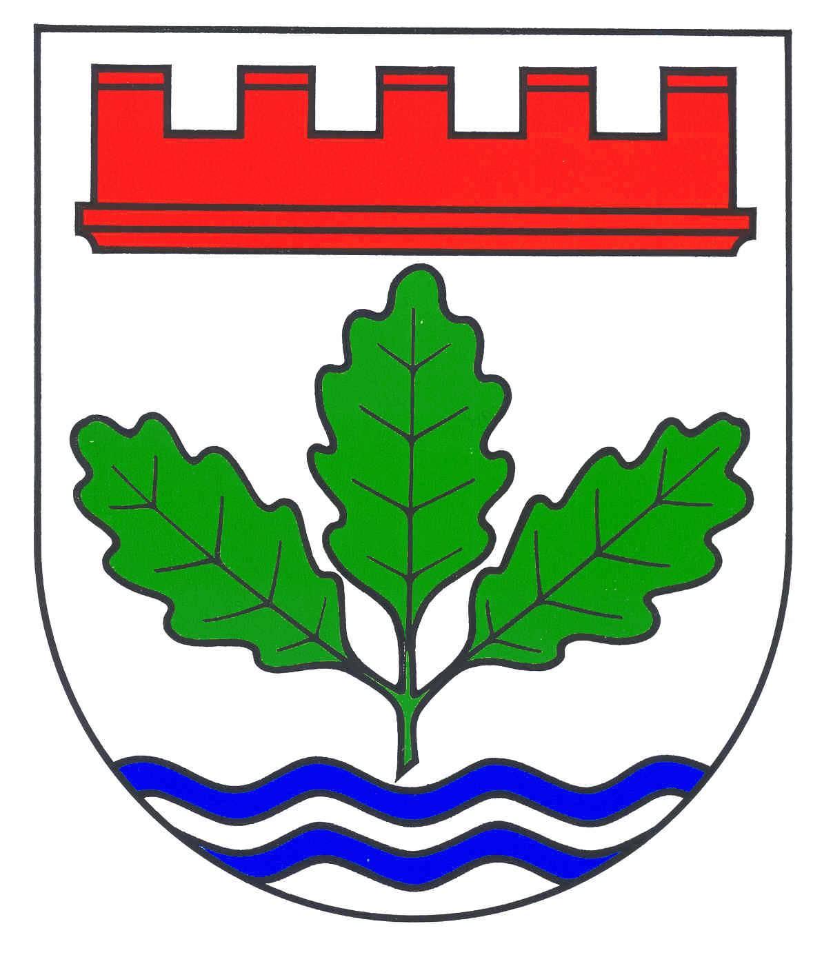 Wappen GemeindeHenstedt-Ulzburg, Kreis Segeberg