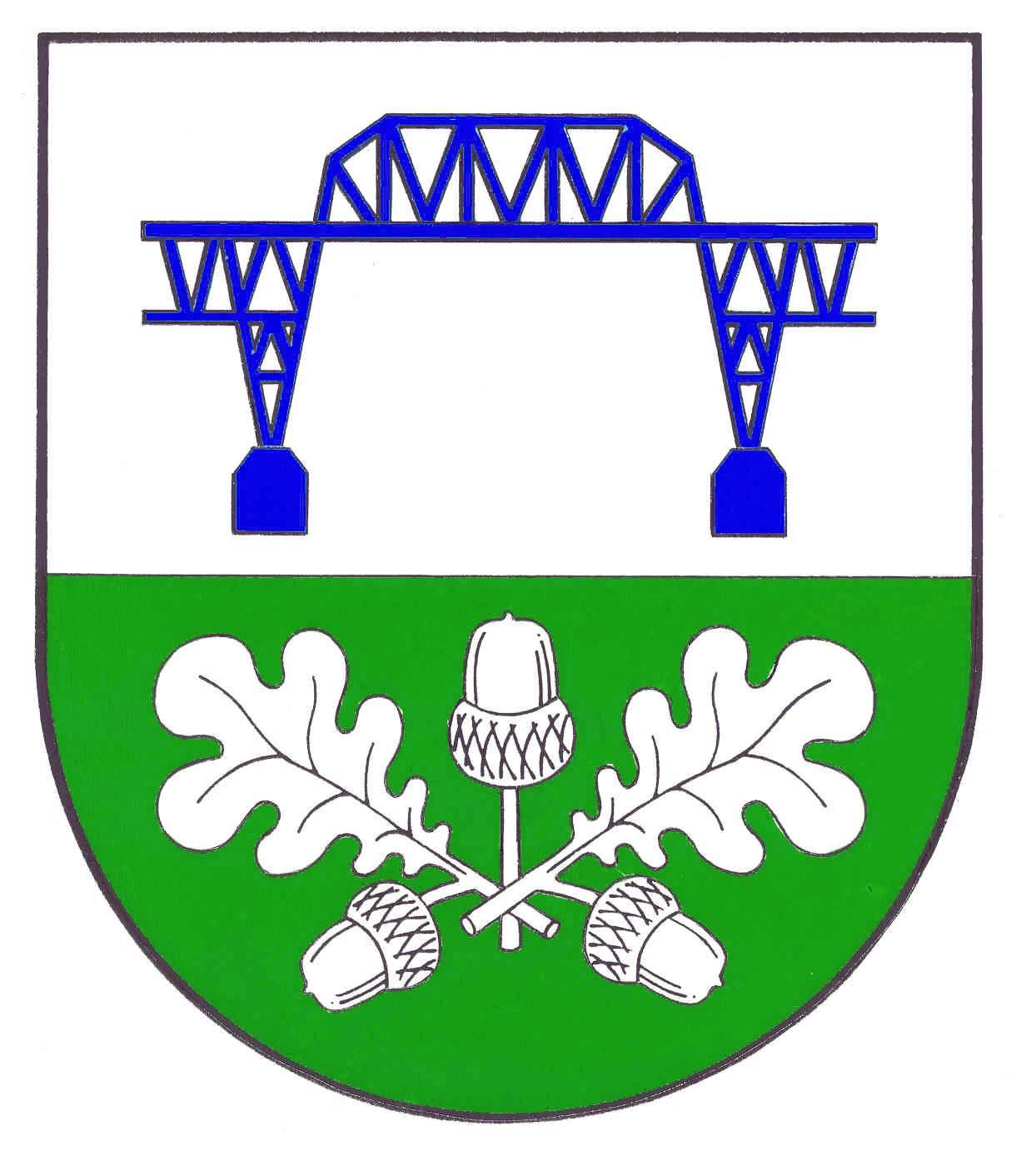 Wappen GemeindeHochdonn, Kreis Dithmarschen