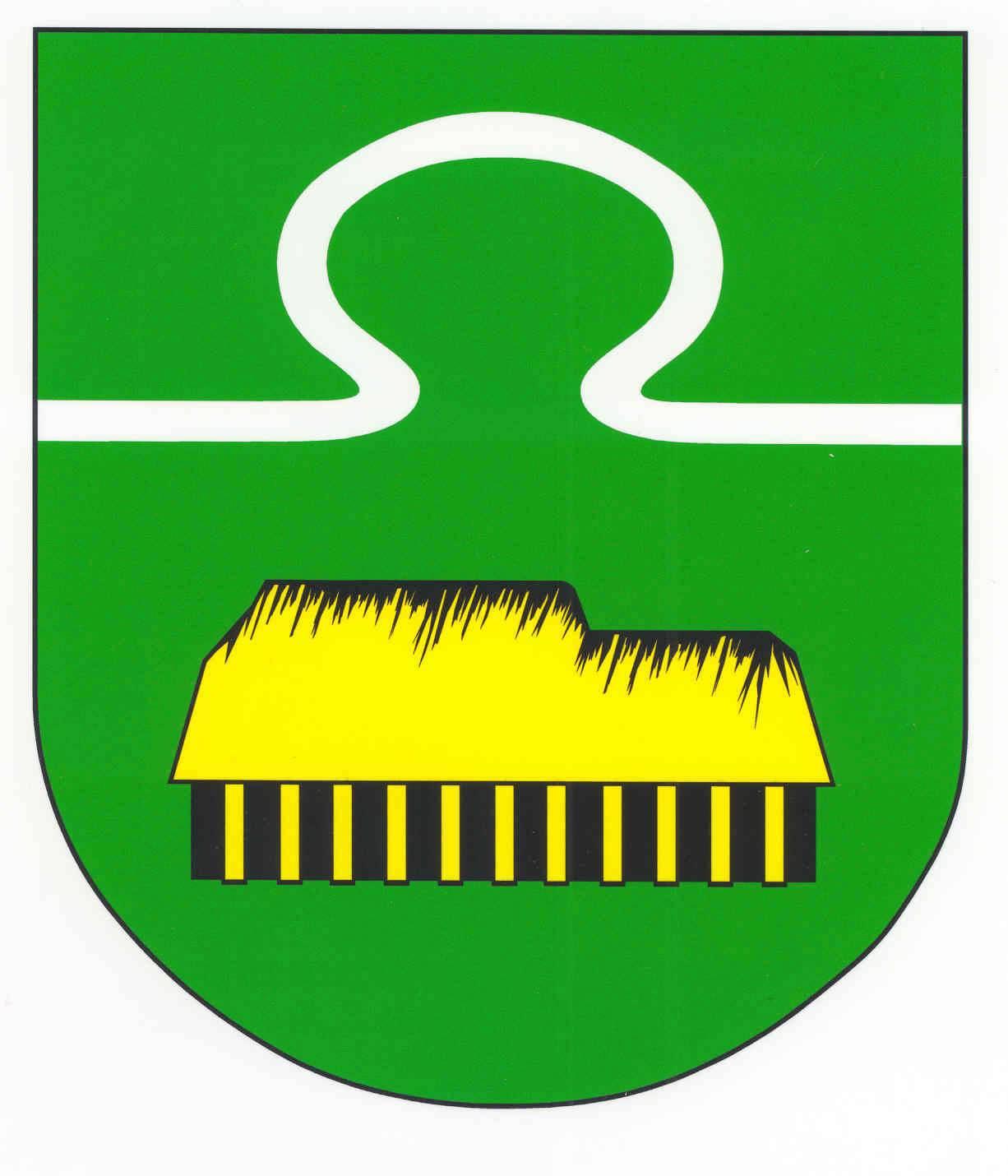 Wappen GemeindeHodorf, Kreis Steinburg