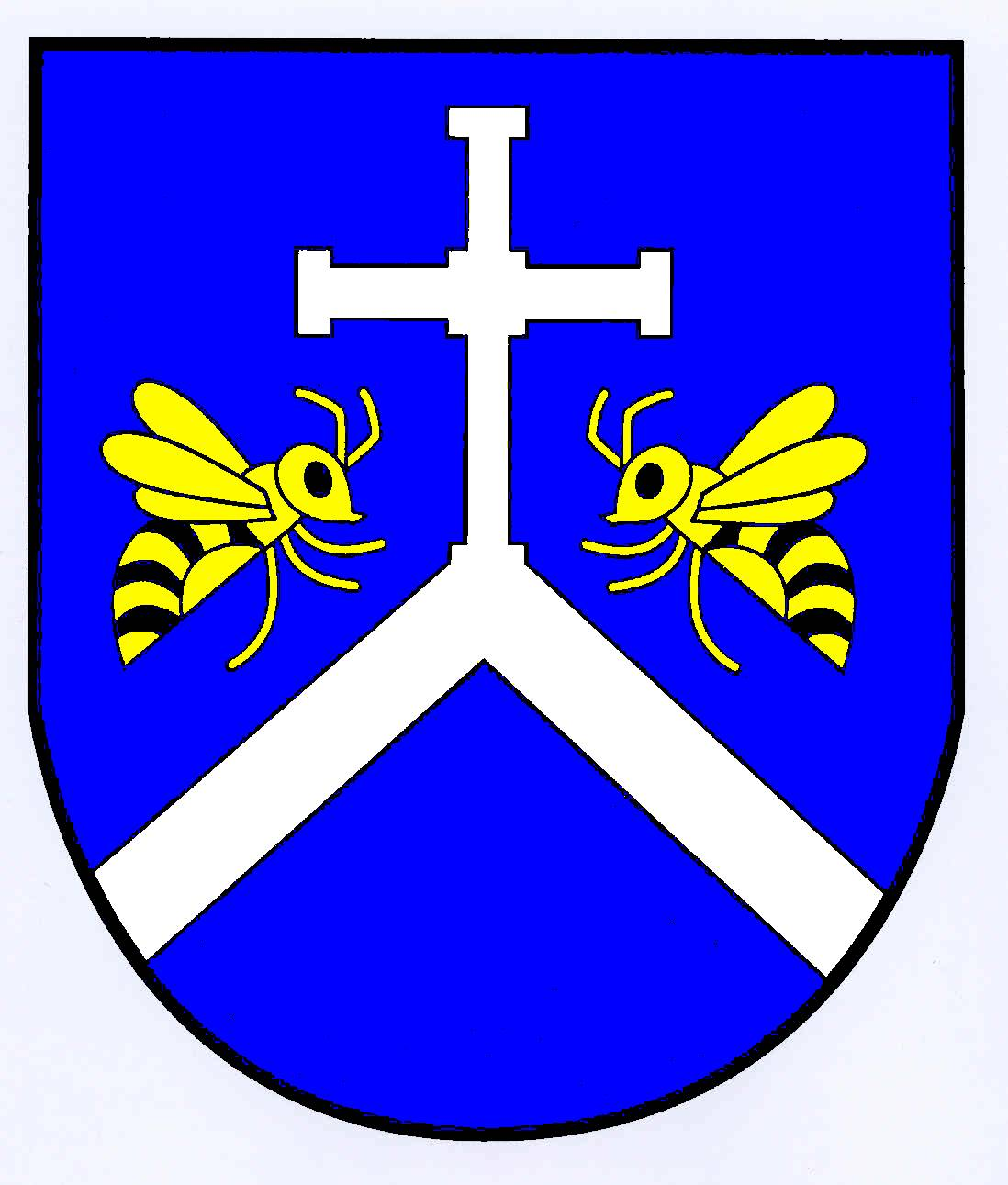 Wappen GemeindeHögersdorf, Kreis Segeberg