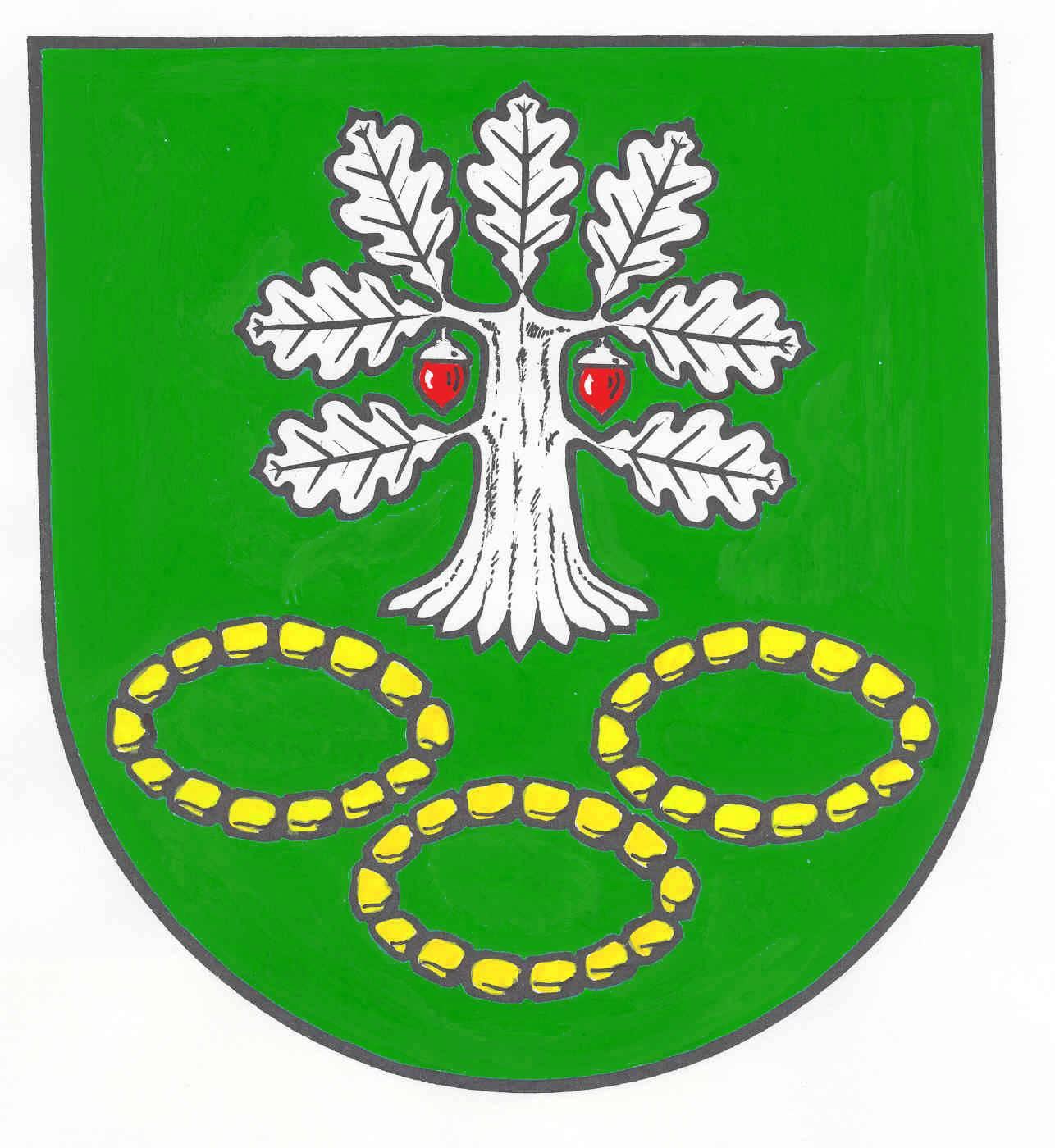 Wappen GemeindeHögsdorf, Kreis Plön
