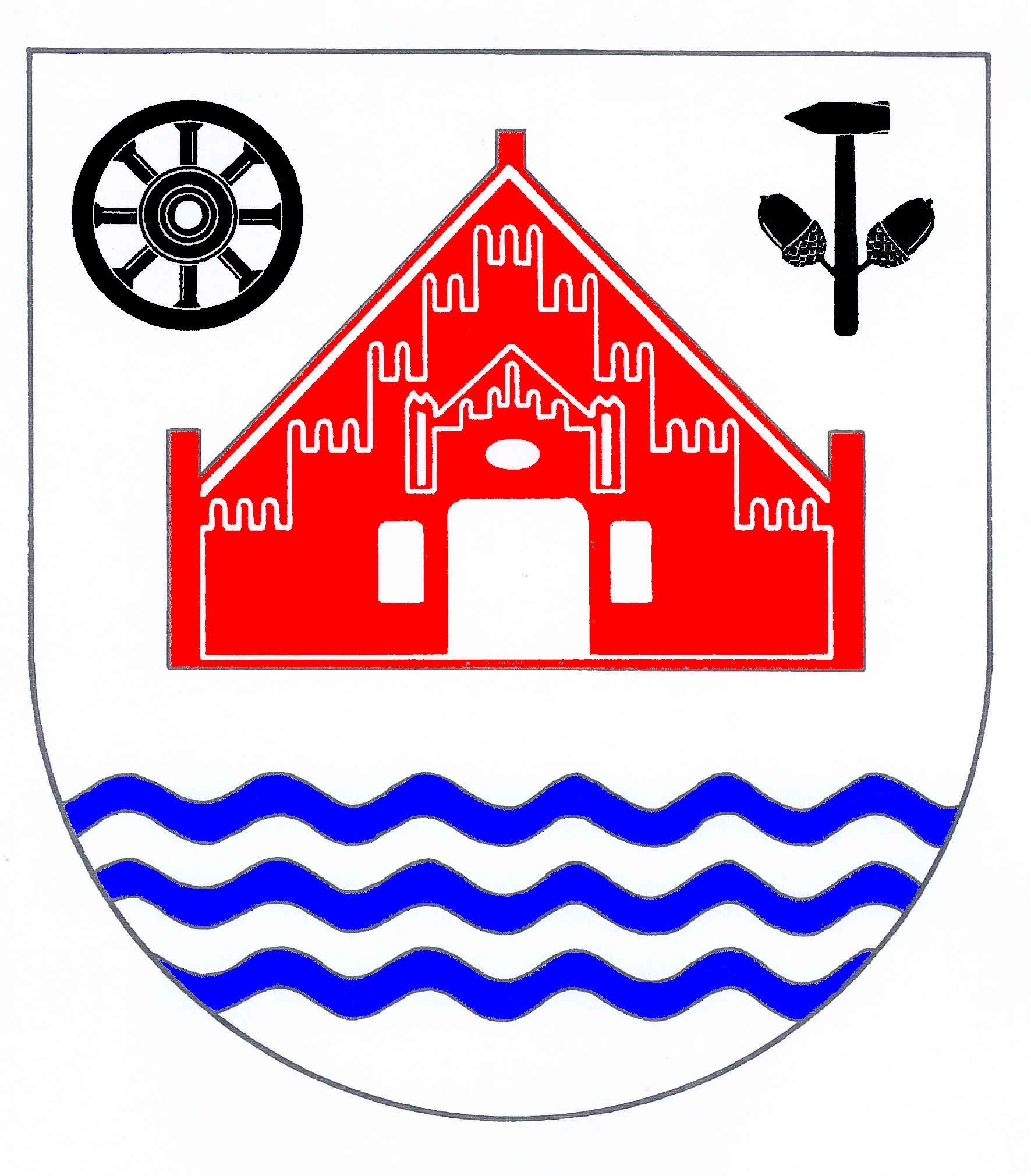 Wappen GemeindeHöhndorf, Kreis Plön