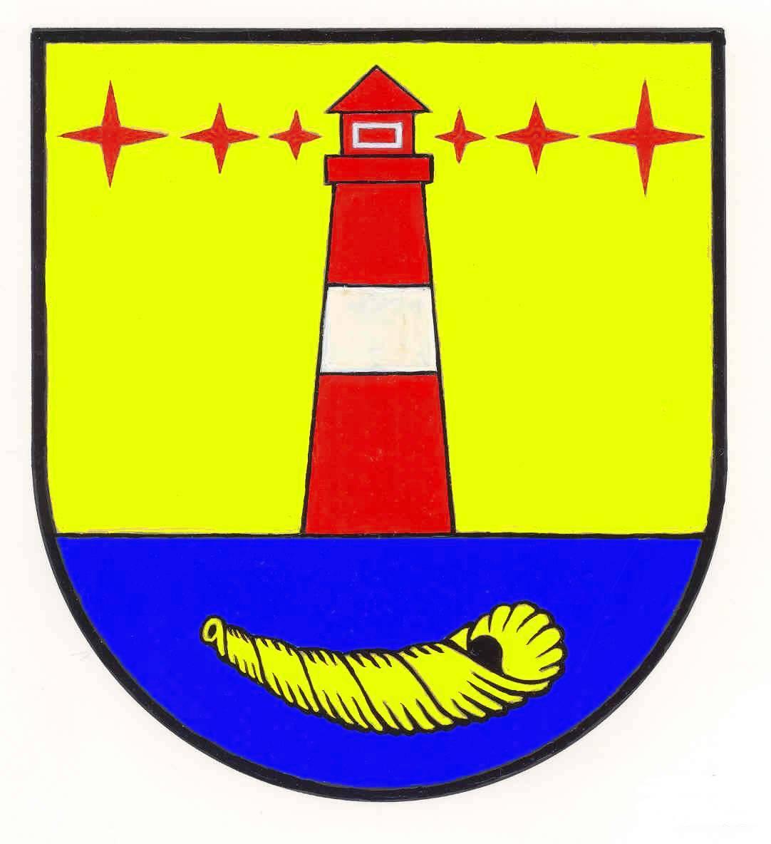 Wappen GemeindeHörnum, Kreis Nordfriesland