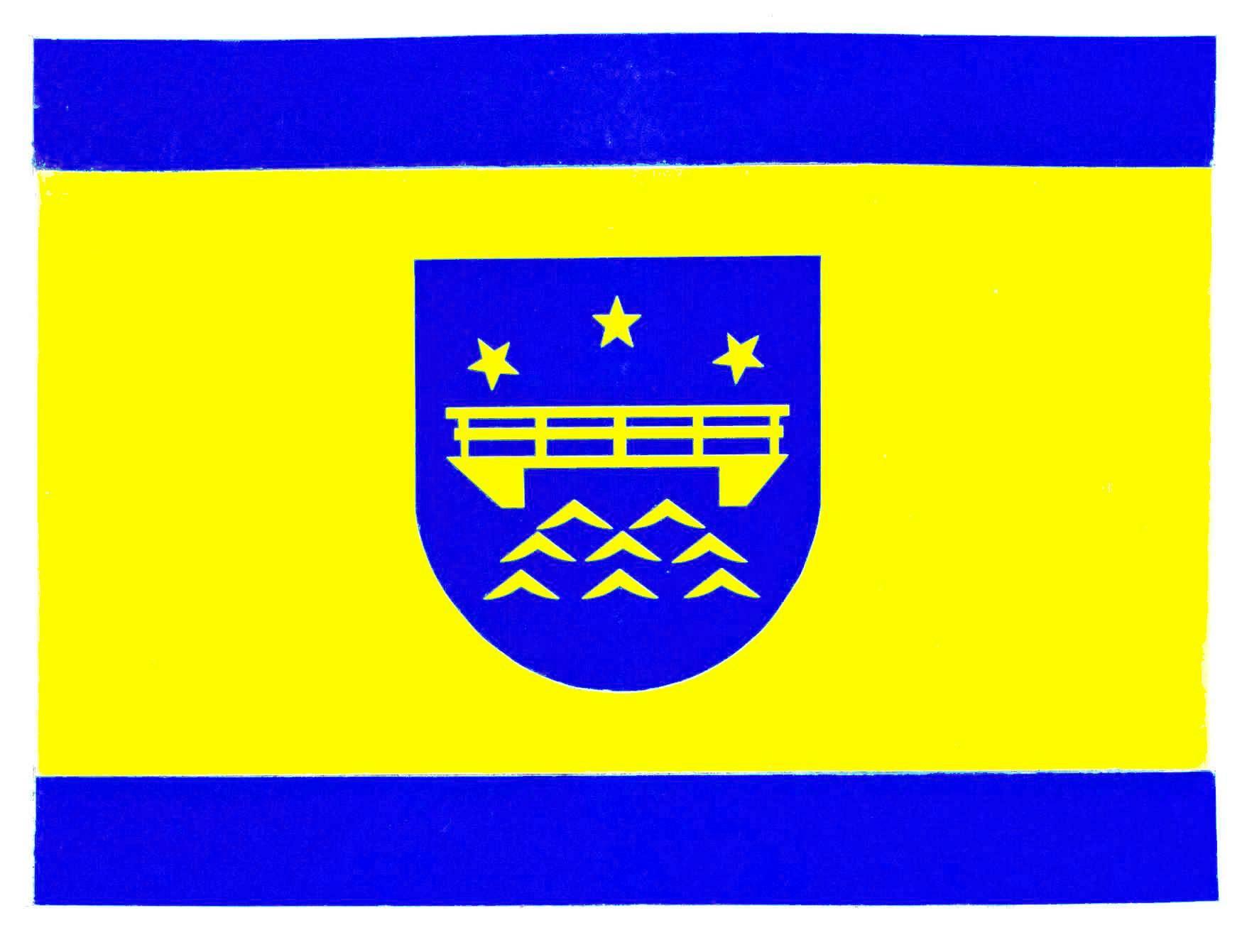 Flagge GemeindeHörup, Kreis Schleswig-Flensburg