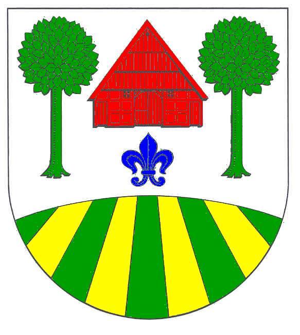 Wappen GemeindeHoffeld, Kreis Rendsburg-Eckernförde