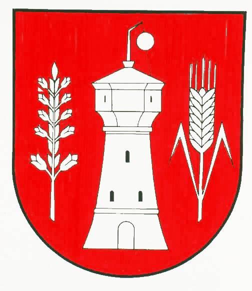 Wappen GemeindeHohenlockstedt, Kreis Steinburg
