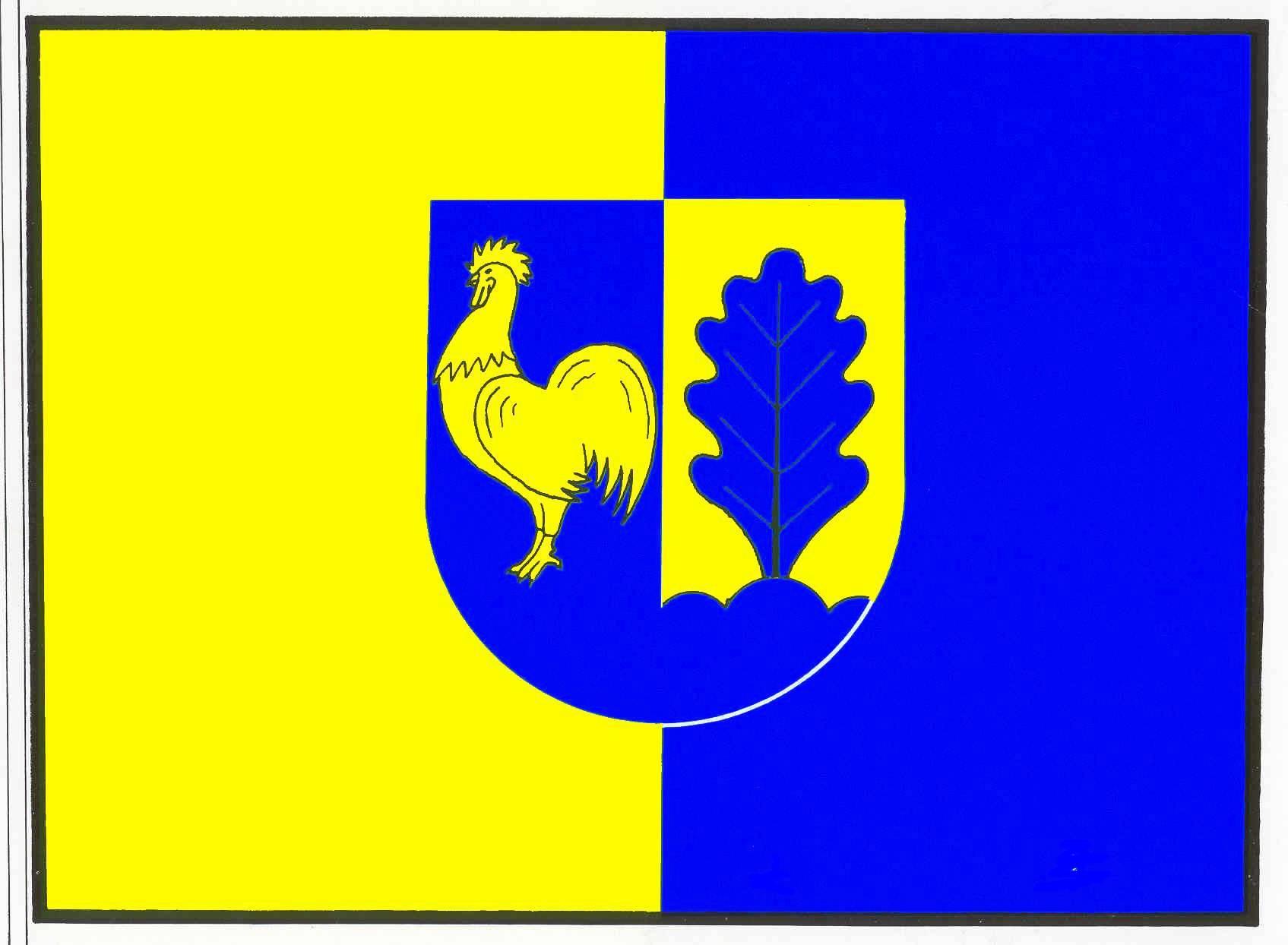 Flagge GemeindeHohn, Kreis Rendsburg-Eckernförde