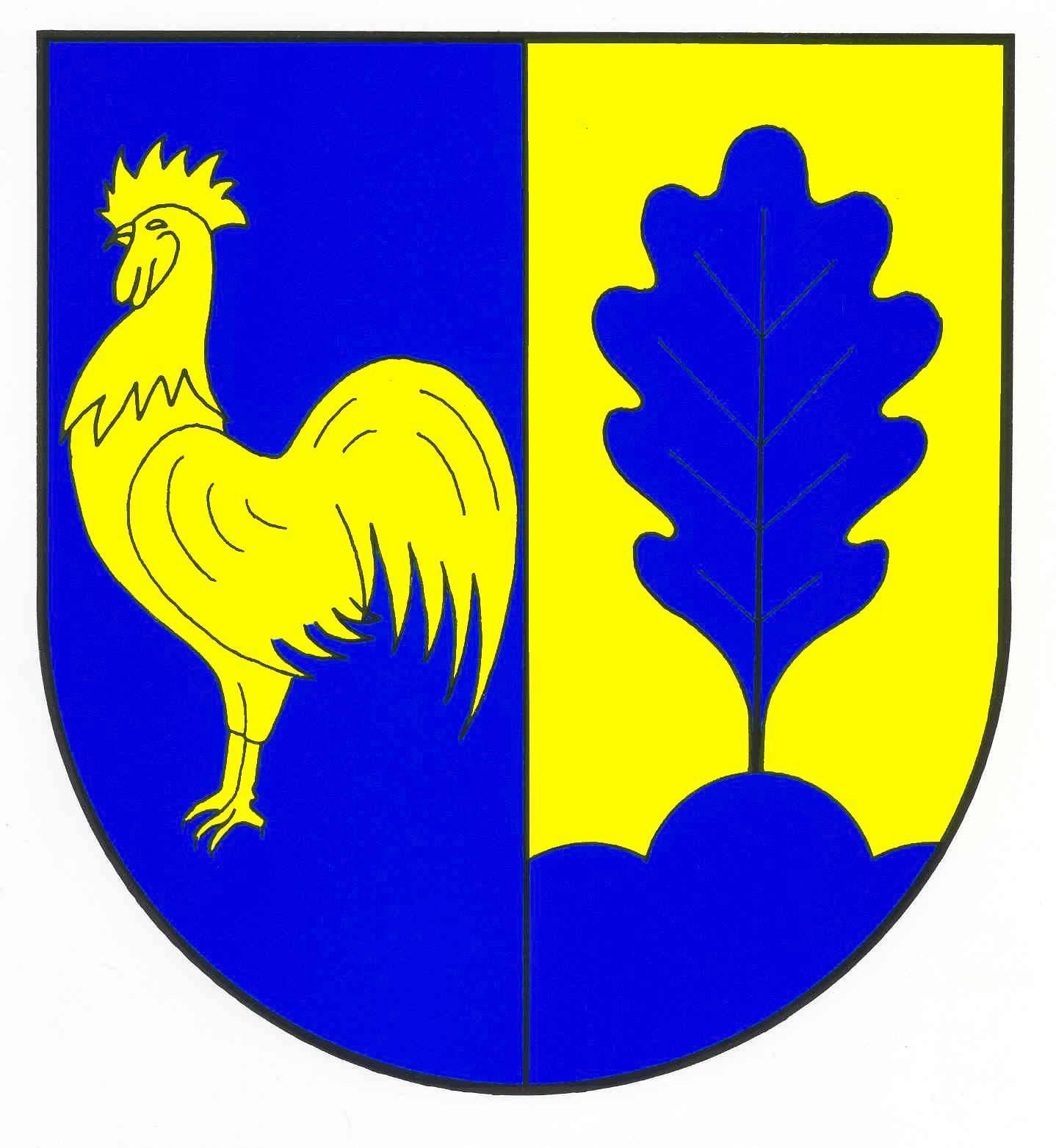 Wappen GemeindeHohn, Kreis Rendsburg-Eckernförde