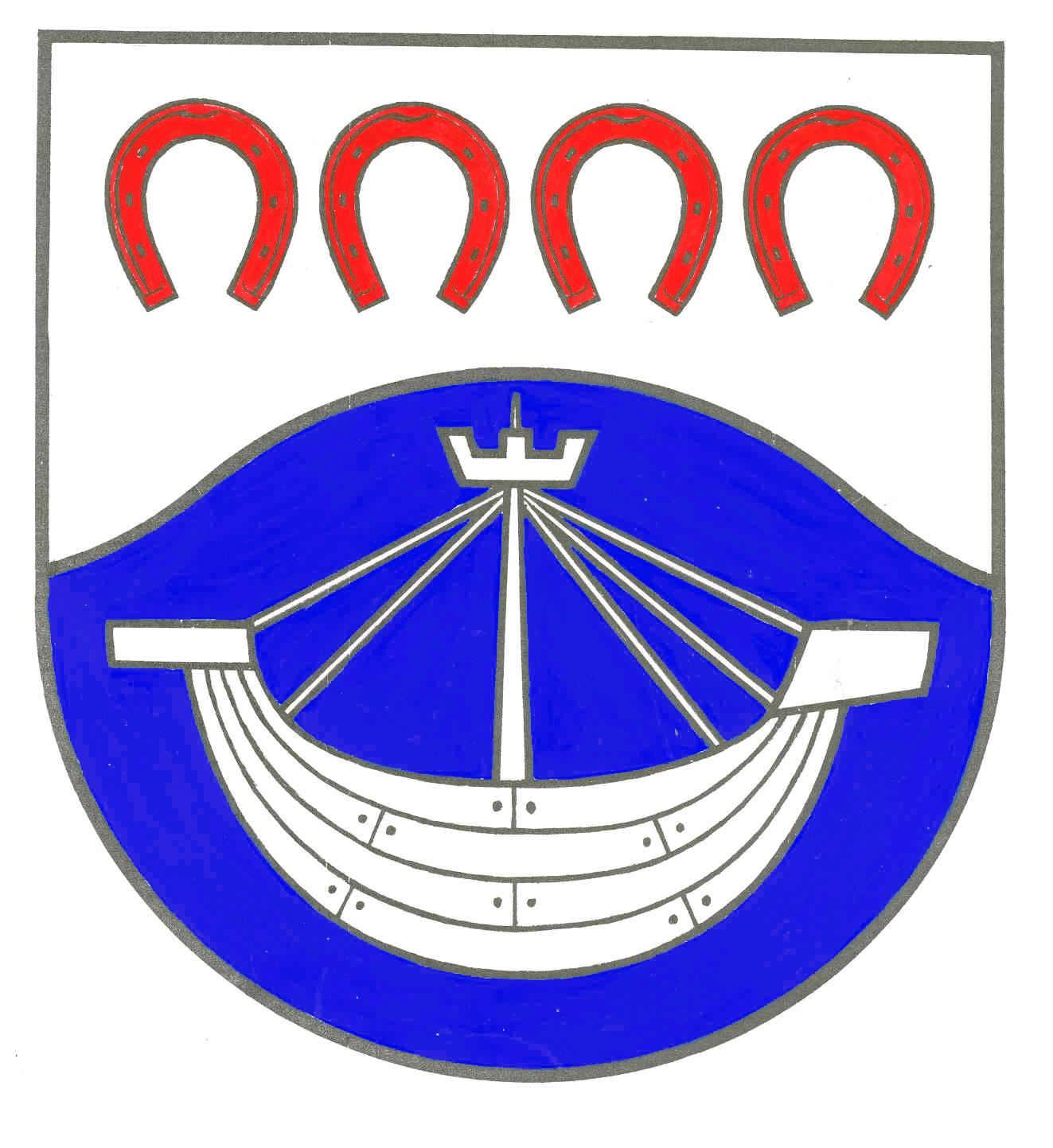 Wappen GemeindeHohwacht, Kreis Plön